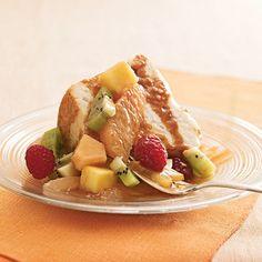 Gooey Angel Food Cake Recipe - Health Mobile