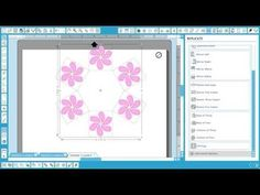 Learn to use the Replicate Tool & Center of Rotation in Silhouette Studio version 3