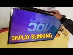 30 inch LED TV Display blinking problem repairing About this Video:- in this video I'm showing how to repair and troubleshooting any LCD led TV display blink. Sony Led Tv, Tv Backlight, Tv Display, Audio Amplifier, Panel, Youtube, Youtubers, Youtube Movies