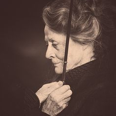 """""""How many film [series] take 10 years? That's what stands out. That you're with this character for longer than you are with any character ever. So that's the legacy."""" -Dame Maggie Smith"""