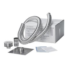 ShelterPro NCDB435KIT Aluminum Liner and Kit, 35' x 4' * Continue to the product at the image link.