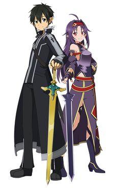 《剣聖の集結》ユウキ&キリト