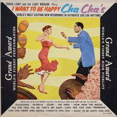 I Want to be Happy Cha Cha's