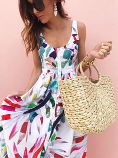 This dress is first of many posts from my stay at @princessbermuda is up on www.sequinsandthings.com! Love all the bright, vibrant colors in the print and it comes in TONS of styles to fit your preference! It's perfect for Spring/Summer getaways and get togethers!  Shop this pic via screenshot with the new LIKEtoKNOW.it app OR go here: http://liketk.it/2qUP5 via @liketoknow.it #liketkit #whatiwore #wiw #travelstyle #marahoffman #livecolorfully #ootd #springfashion #ontheblog