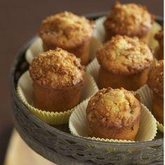 Ricetta Muffin di miglio, mele e cioccolato bianco - Nuova Terra
