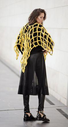 Nicola Indelicato for #ADAMOFUR Oh by  Kopenhagen fur