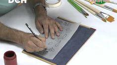 4° Clase Pintura Decorativa - YouTube