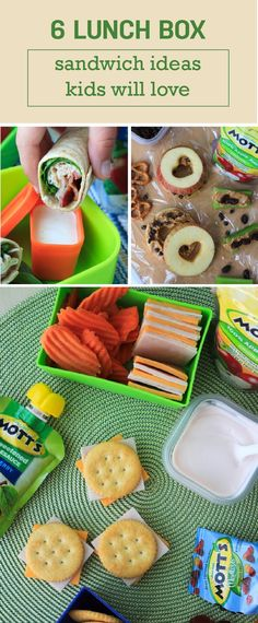 Looking for fun and simple lunch box ideas for the kids? Pair with one of the three new flavors of the Mott's 100% Juice Pouches—Apple, Apple White Grape, and Apple Mango with one of these unique sandwiches. This kid-friendly collection of creative sandwich ideas will bring some variety and fun to your back to school lunch box! Pick up everything you need to stay stocked during this busy season at your local Publix.