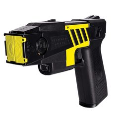 TASER® M26C Kit Black with Yellow Labels