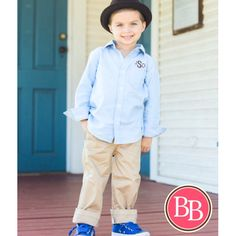 A classic look for the dashing little man in your life!! Perfect look for Easter! #BBKids #easter #spring #boy brandisboutiqueshop.co > Kids > Holiday Outfits