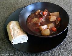 Skyrim Horker Stew Recipe  This interpretation uses beef instead of horker meat, but it does have lavender.