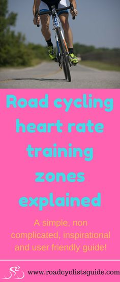 Clear and detailed information about heart rate training zones and how they can really help with your training today!