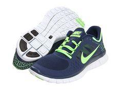 YES! Seahawks Blue & Green Nike Free Run+ 3!