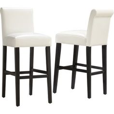 Arica Barstools 29 Set of 2 White *** For more information, visit image link.(It is Amazon affiliate link) #girl