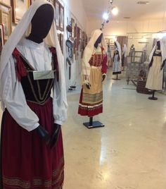 L'allestimento del museo del costume