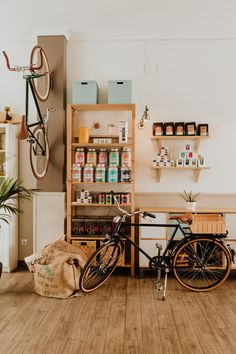 Espacio Bikefriendly y tienda Bar Cart, Furniture, Home Decor, Tent, Restaurants, Space, Homemade Home Decor, Bar Carts, Home Furnishings