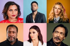 Earlier this week, we shared stories of what it's really like to work in Hollywood when you're not a straight white man. Below, some of the 27 industry players we talked to discuss strategies for moving forward. Mindy Kaling, Chris Rock, Film Studies, Music Theater, Asian American, How To Stay Awake, Center Stage, The Real World, Screenwriting