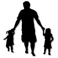 silhouette design store view design 27279 daddy daughters silhouette