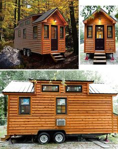 Tiny Living House