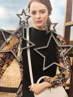 1921a4f6cd19 Be the IT GIRL this season in our Diamante Star Drop Earrings. These babies  will