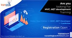 We are offering MVC training on Live project-based Training For Fresher Career, Training, Make It Yourself, Live, Projects, How To Make, Log Projects, Carrera, Blue Prints