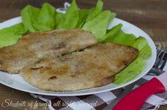 Cotolette al forno senza uova e senza frittura, un secondo piatto gustoso. Ricetta facile e veloce, cotolette semplici...