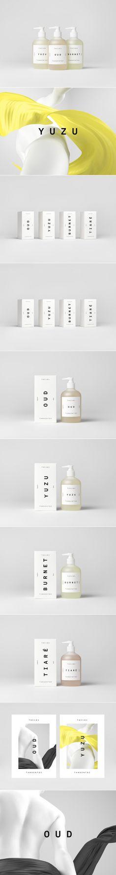 TANGENT GC organic soaps — The Dieline - Branding & Packaging Design