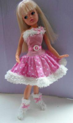 Vintage Sindy ballerina body ooak 17.49+3.5