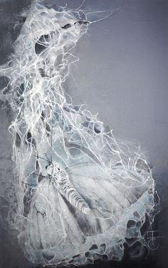 """""""Aporia"""" Acryl on canvas https://www.behance.net/gallery/45008095/Aporia"""