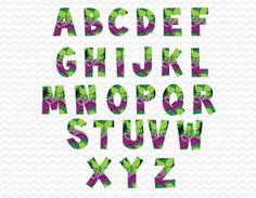 HULK alphabets superhero Alphabet PNG superhero by ABCSongShop