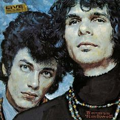 Mike Bloomfield And Al Kooper The Live Adventures Of Mike Bloomfield And Al Kooper on 2LP