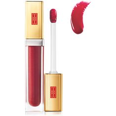 Elizabeth Arden Beautiful Color Luminous Lip Gloss (£14) ❤ liked on Polyvore featuring beauty products, makeup, lip makeup, lip gloss, shiny lip gloss, lip gloss makeup, lip shine, moisturizing lip gloss and elizabeth arden lip gloss