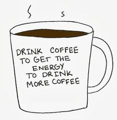 Coffee Lover Jokes Drink Coffee To Drink More | #like #follow #coffeeloversquotes