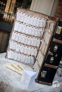 Tableau Vintage Travel Wedding Theme Gspotlabs   Love, paper & co. #Wedding Design Bologna #gspotlabs #Lovepaperandco #tableau #tableaudemariage #matrimonio #travel #vintage
