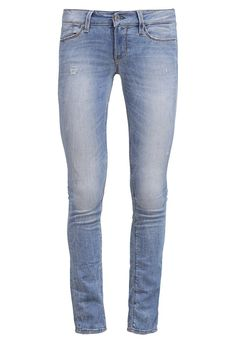 Guess NICOLE SKINNY MID Slim Fit Jeans flag