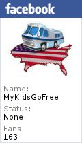 Welcome to My Kids Go Free! Parents, search for Kids Go Free specials for your vacation.