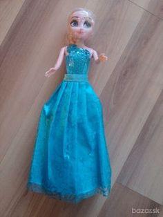 interaktivna bábika Elza