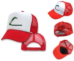Ash hat! For the elite trainer.