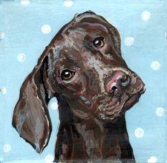 Dog Portrait Diana Mulder