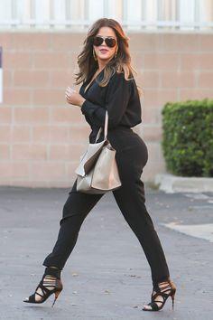 Khloe Kardashian in Los Angeles on Oct. 6, 2014. Getty -Cosmopolitan.com