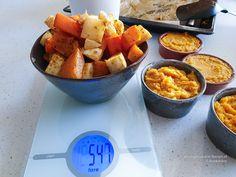 Een goede koolhydraatarme puree is makkelijk in te zetten bij een maaltijd. Hiervoor garen we de groente in de oven, voor een intense smaak en niet te nat!