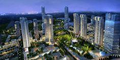 Chung cư Vincity Đan Phượng gây sốt thị trường BĐS tại Hà Nội