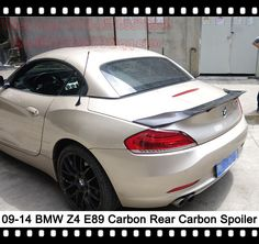 Z4 Trunk Spoiler Z4 E89 Rear Wing Renntech Style Rear Boot Lid For BMW 23i 28i 30i 35i