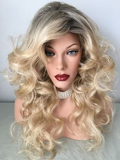 Big And Beautiful Wigs And Showgirls On Pinterest