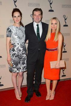 Michelle Dockery, Brendan Coyle, Joanne Froggatt