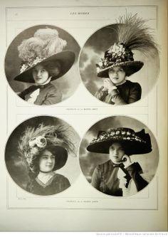Les modes (Paris) 04/1909