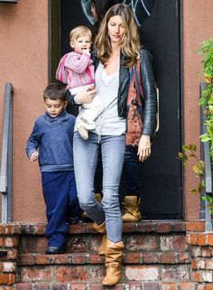 gisele-bundchen-mommy