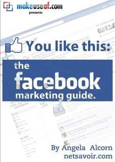 "If you're not on Facebook you don't exist. Anyone trying to market a business, product, band or some other public figure knows this, and that they need to ""get a Facebook presence"" because ""Facebook is huge"". That's great, but how do you get started?    By reading the latest free MakeUseOf manual, ""You Like This: The Facebook Marketing Guide"" from MakeUseOf's own Angela Alcorn. This guide explains everything you need to know about promoting yourself, your business or your ideals on Facebook."