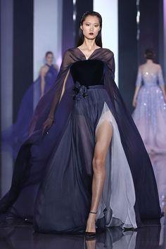 Sfilata Ralph & Russo Parigi - Alta Moda Autunno-Inverno 2014-15 - Vogue
