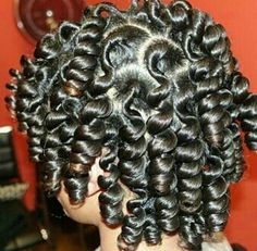 Natural Twists used Shea Moisturizer, GrapeSeed Oil & Shea Butter